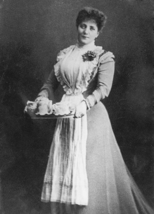 A Victorian maid