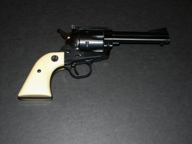 Ruger Blackhawk gun