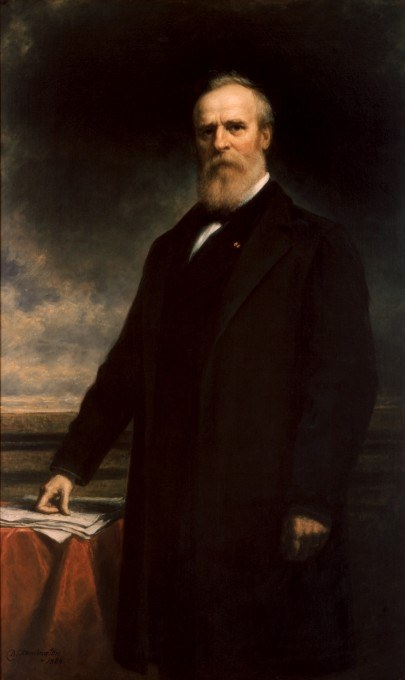 Rutherford B. Hayes portrait