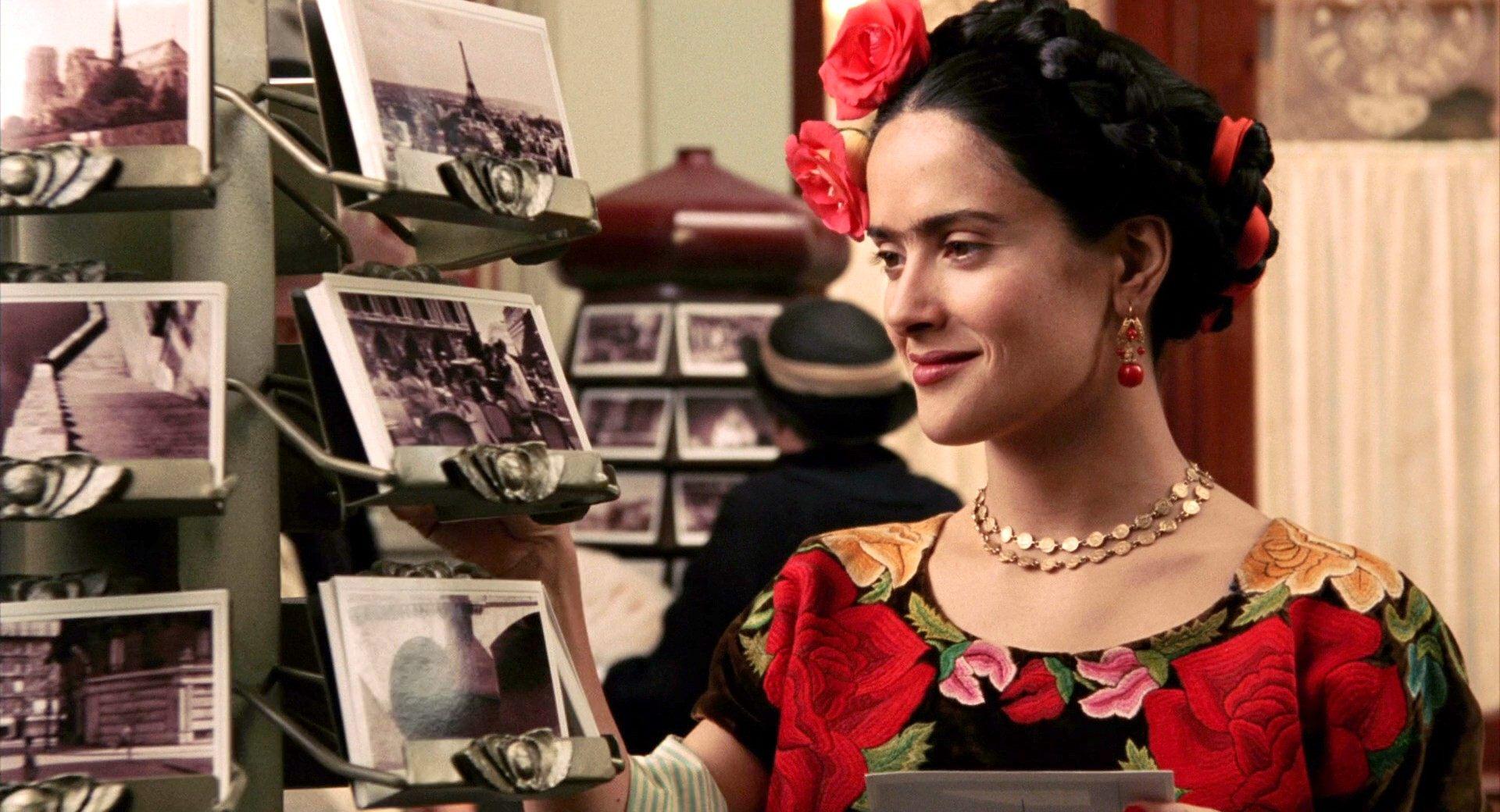 Salma Hayek in Frida