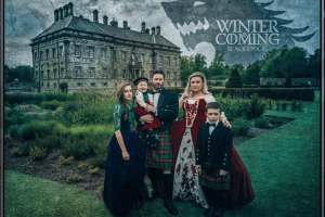 The Best Celebrity Family Christmas Cards Of All Time