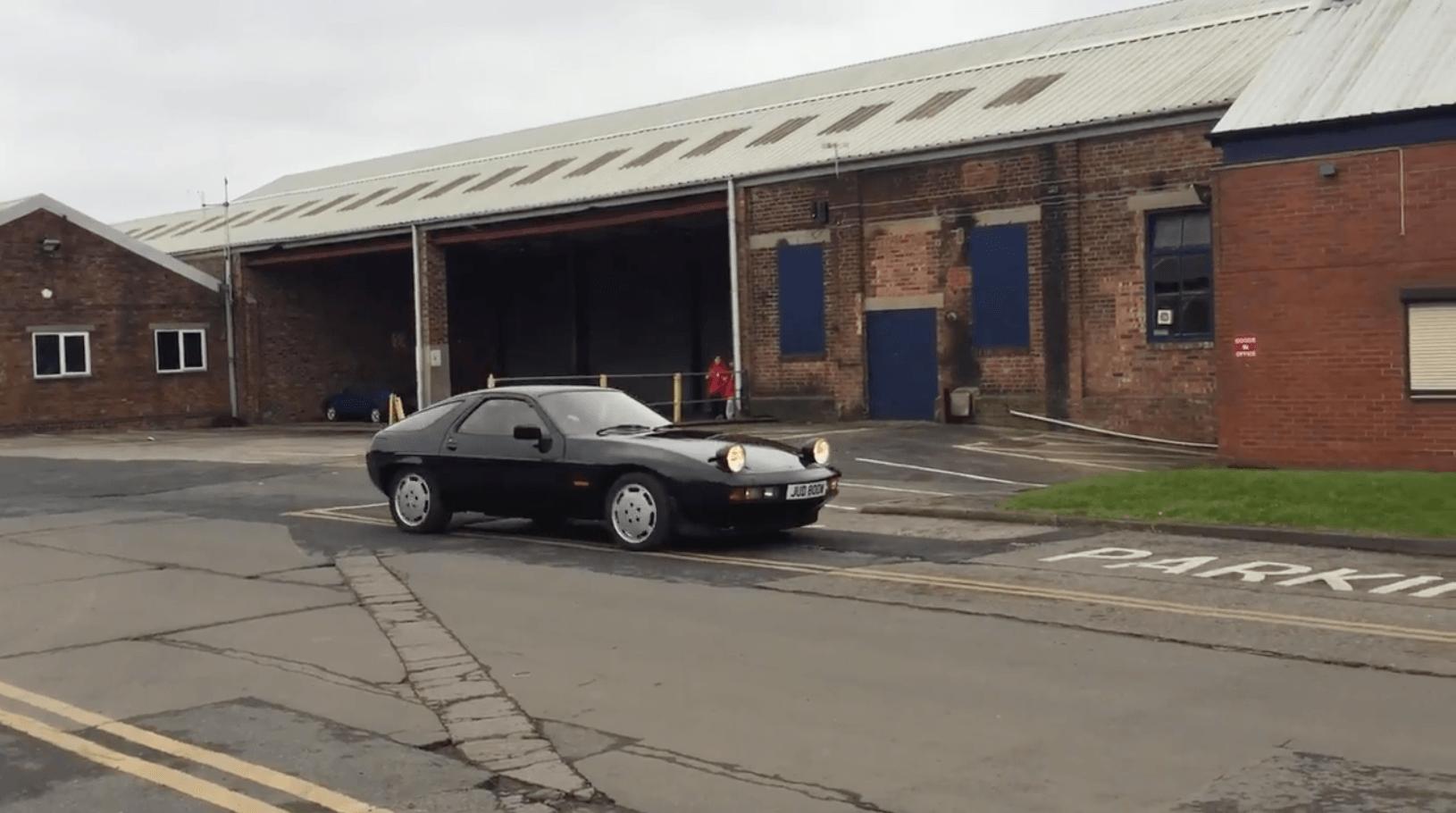 George Harrison's 1980 Porsche 928