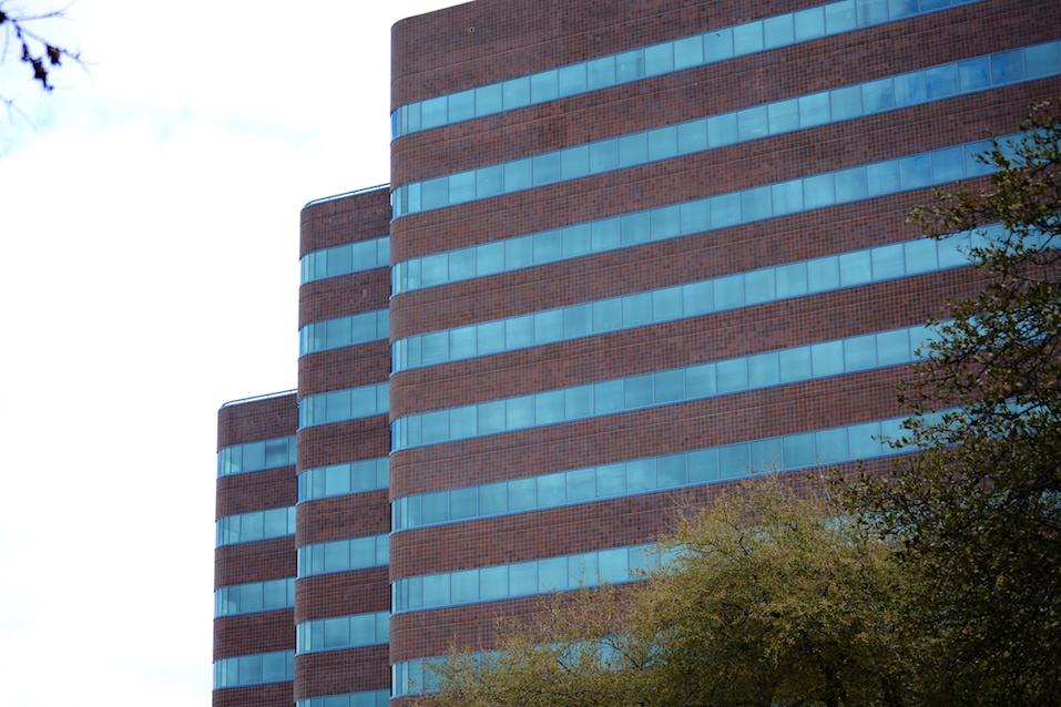 Skyscraper in Irving