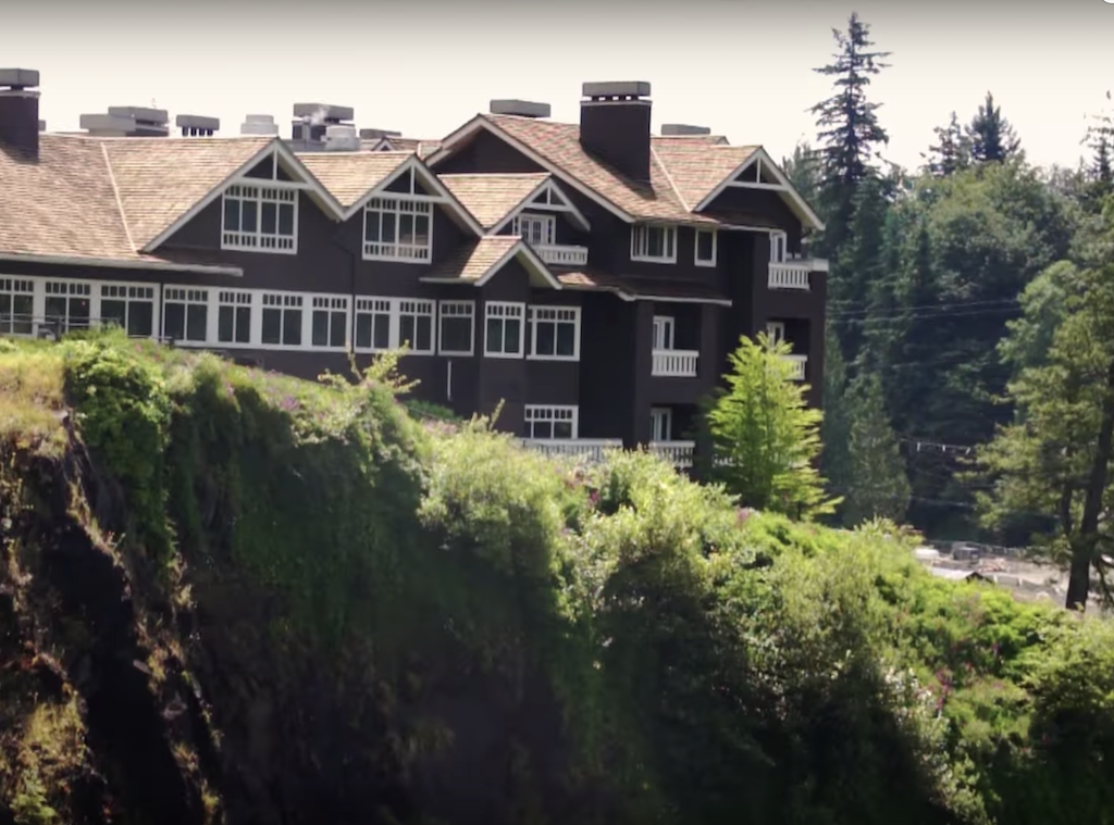 The Great Northern Hotel of Twin Peaks