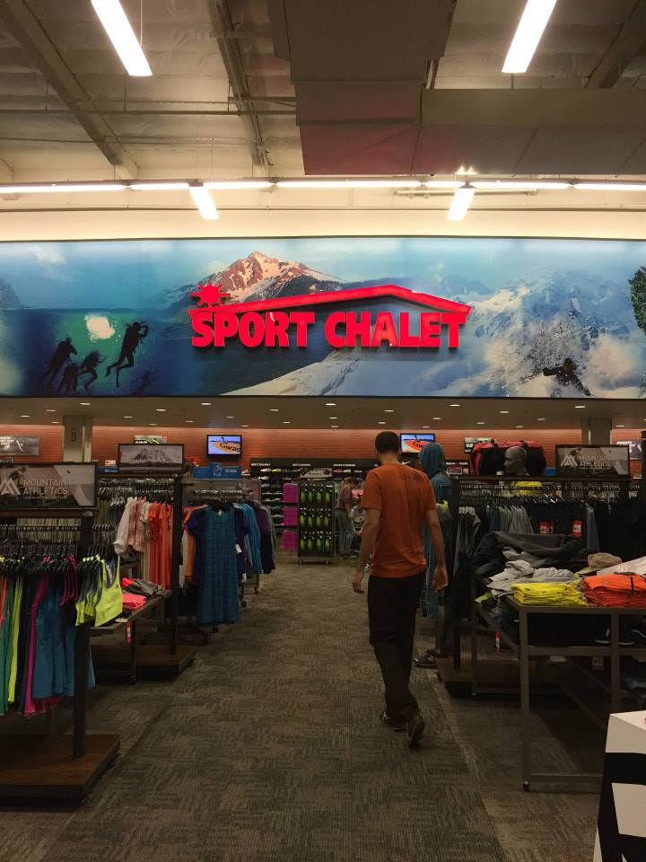 Sport Chalet store