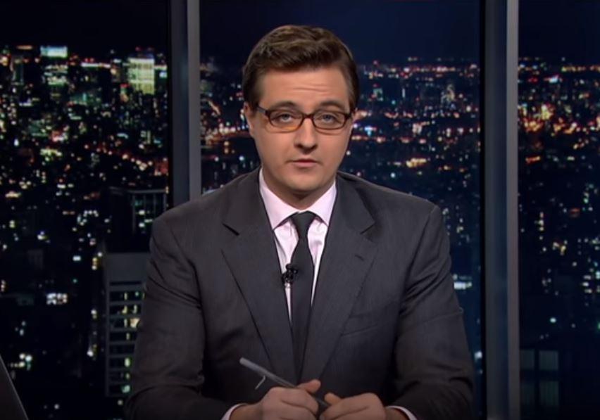MSNBC's Chris Hayes