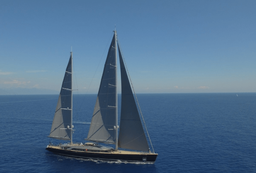 Sybaria luxury yacht