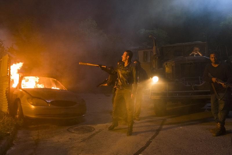 Jeffrey Dean Morgan as Nega