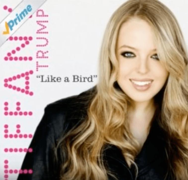 "Tiffany Trump single ""Like a Bird"""