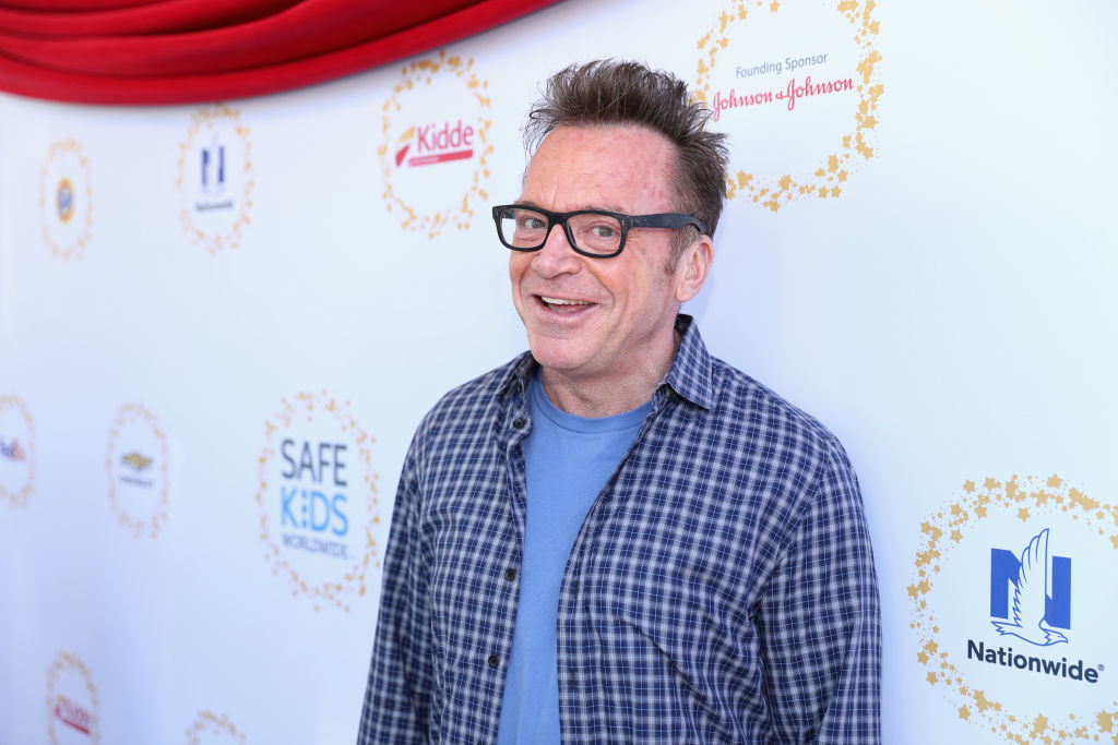 Actor and Comedian Tom Arnold