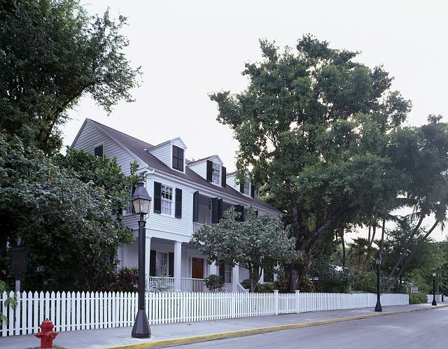Truman's 'Little White House,' Key West, Florida