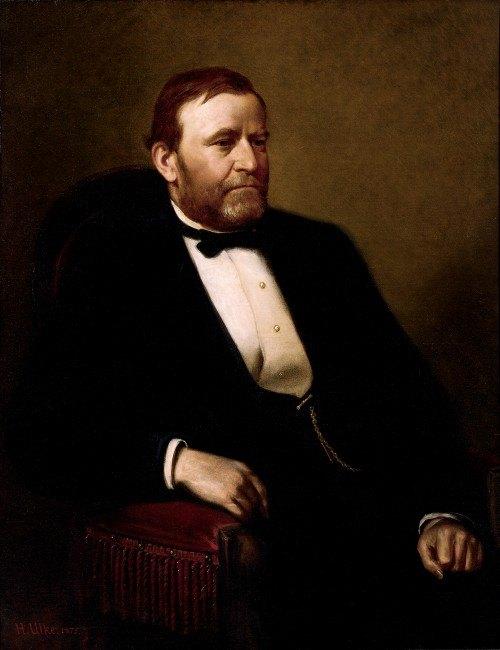Ulysses S. Grant portrait