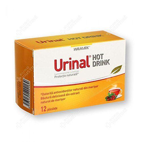 Urinal Hot Drink tea