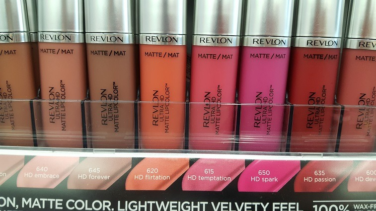 Revlon Ultra HD Matte Lip Color
