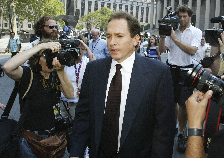 WorldCom CFO Scott Sullivan Sentenced For Fraud Conviction