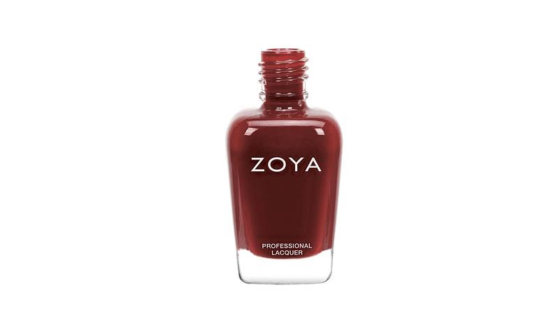 Zoya Pepper nail poplish