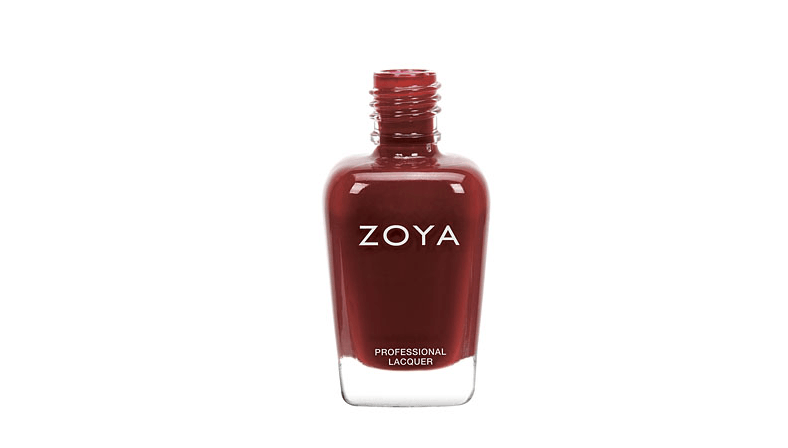 Zoya Pepper nail poplish
