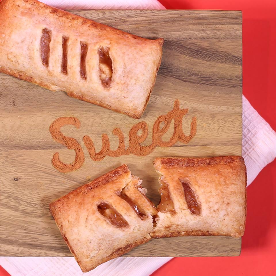 Baked Apple Pie mcDonald's