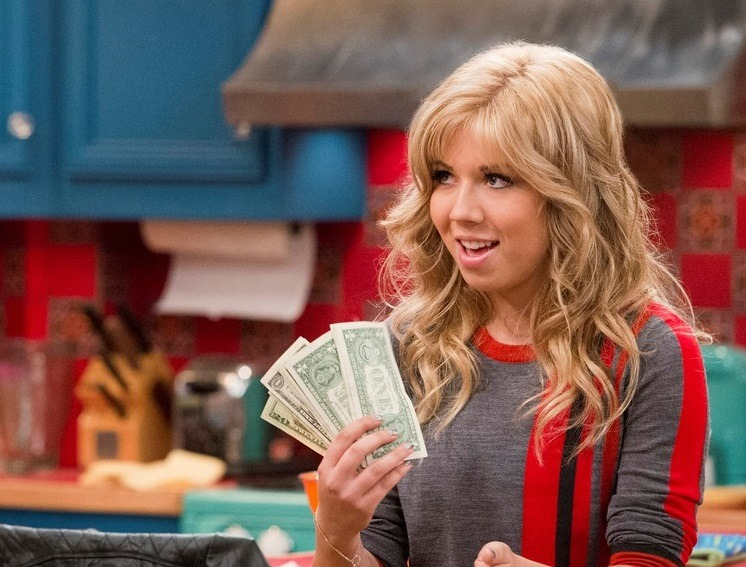 Jennette McCurdy on Sam & Cat