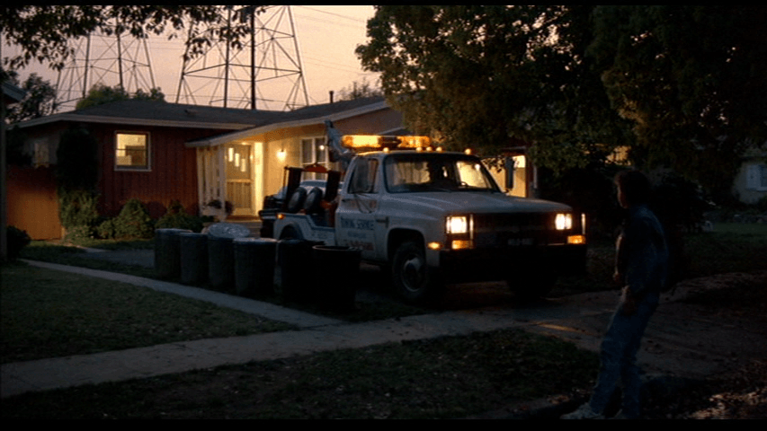 Back to the future house