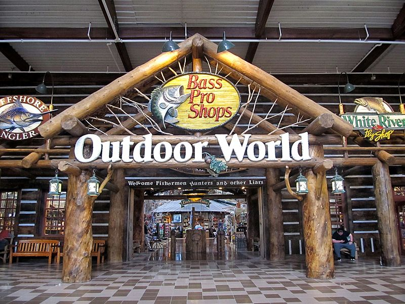 Bass Pro Shop Outdoor World