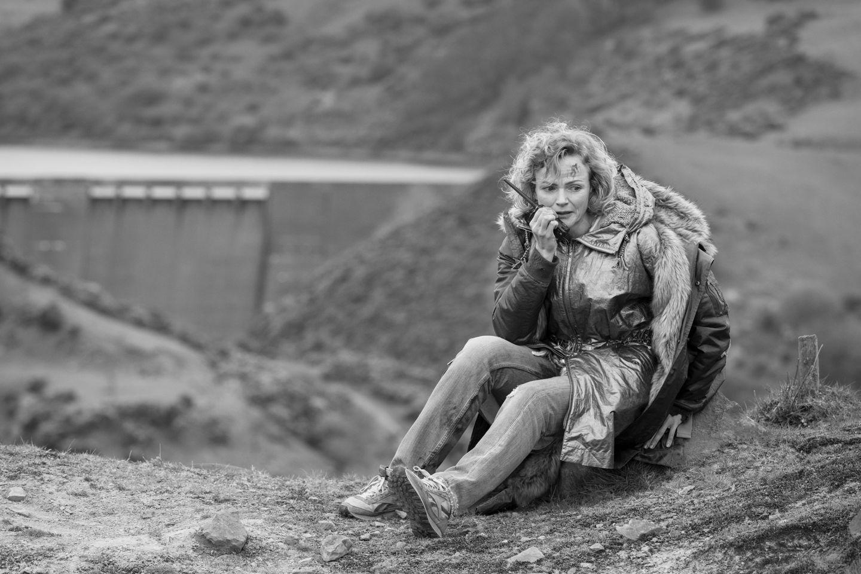 "Maxine Peake in the Black Mirror Episode ""Metalhead"""