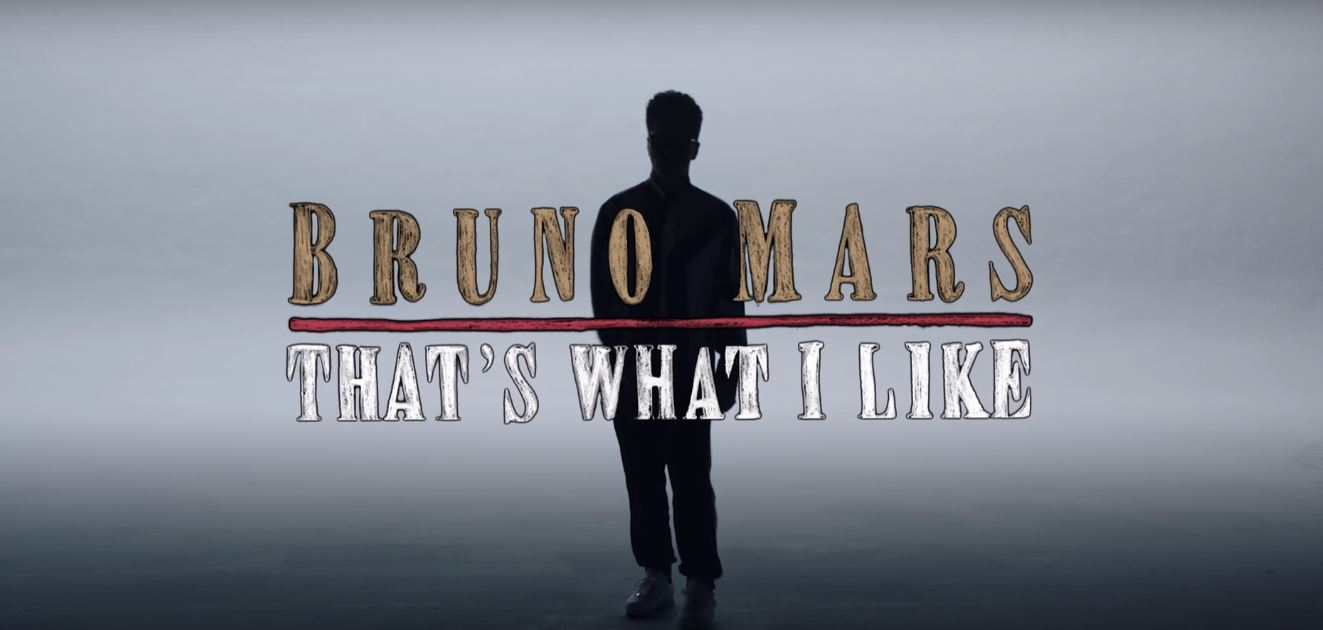 Bruno Mars - That's What I Like [Official Video]