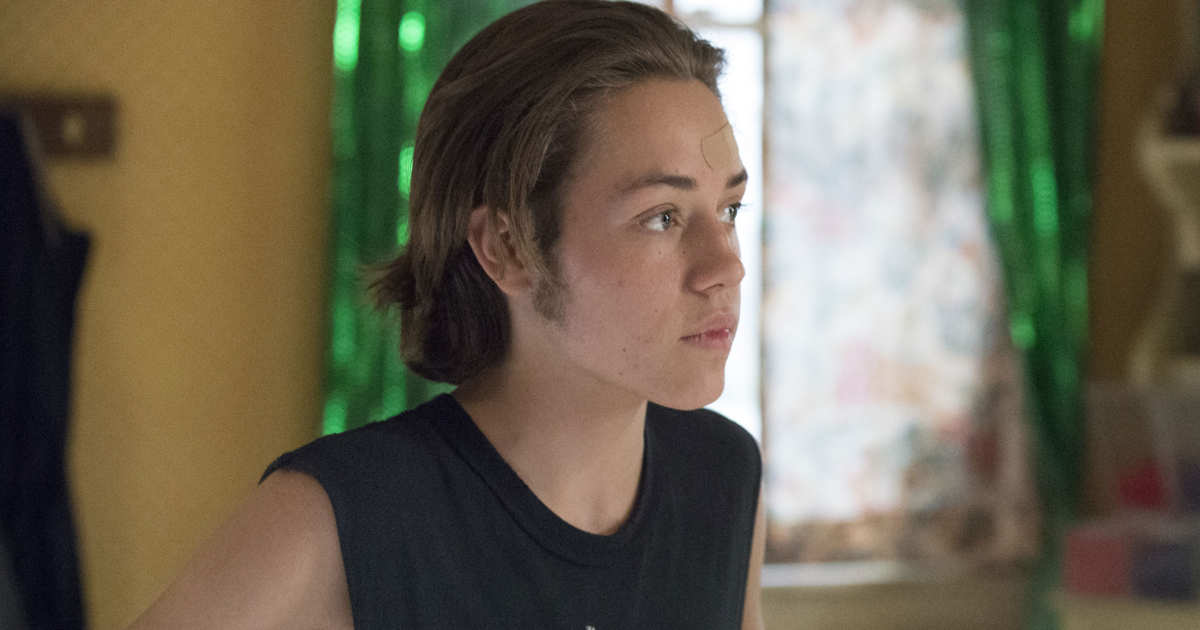Ethan Cutkosky as Carl on Shameless
