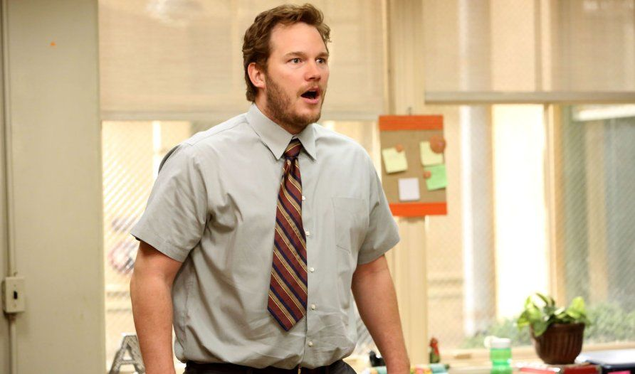 Chris Pratt on Parks and Recreation