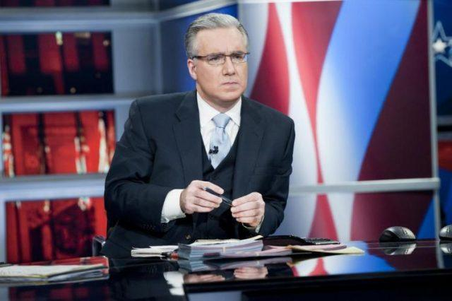 Keith Olberman on 'Countdown w/ Keith Olbermann'.