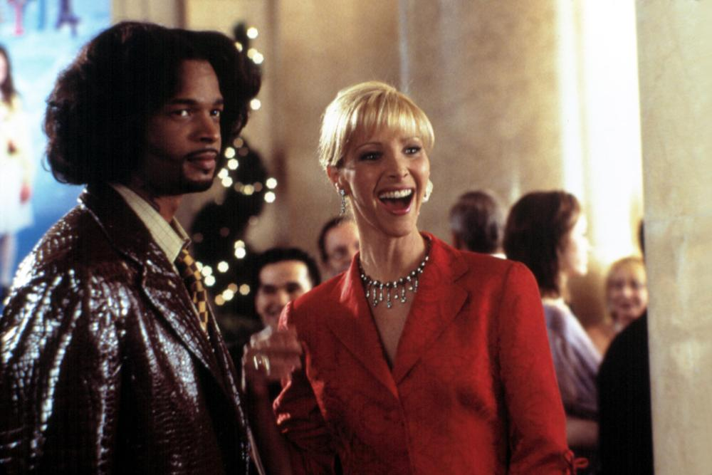 Damon Wayans and Lisa Kudrow in Marci X