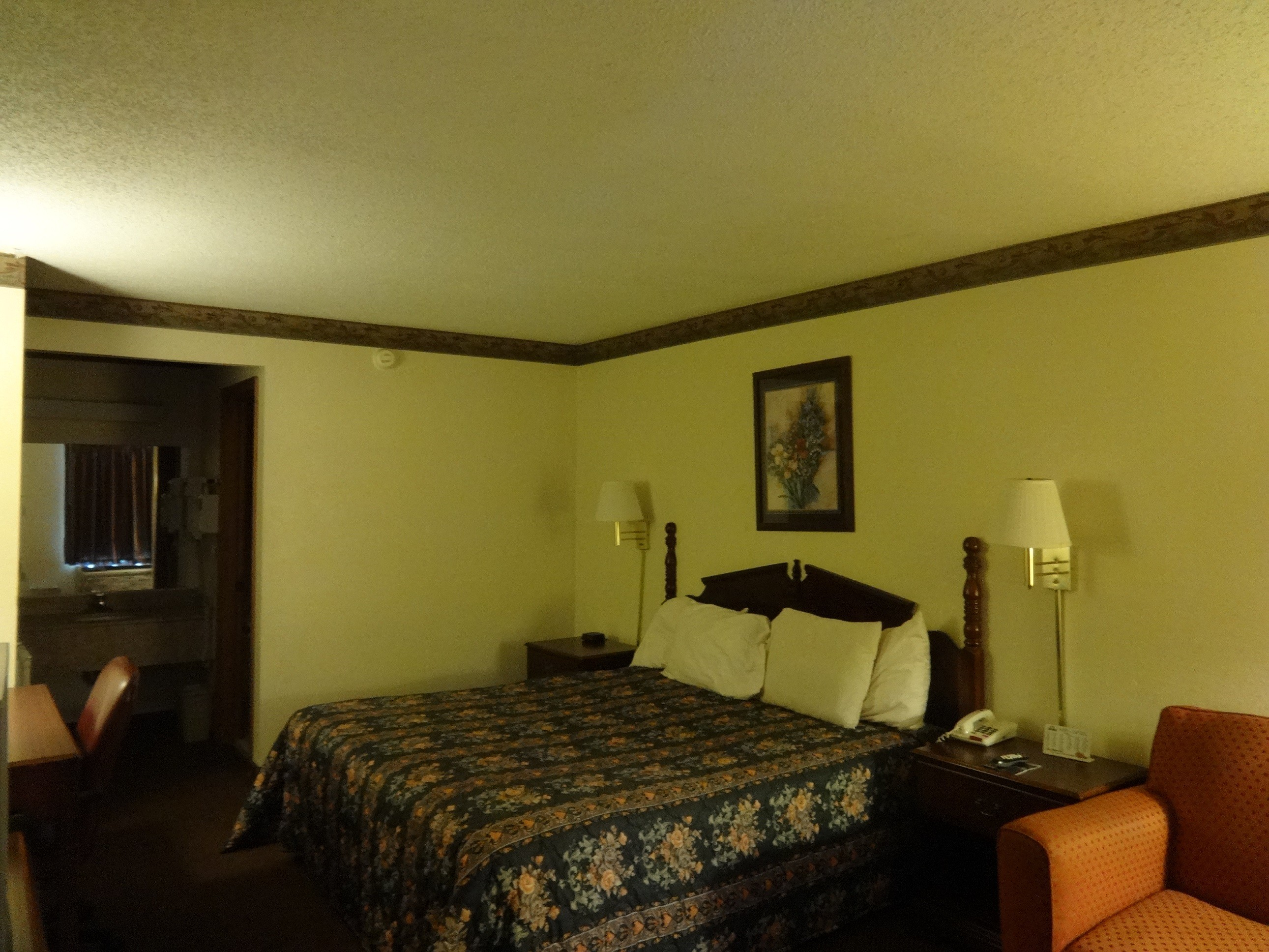 Days Inn Hotel interior