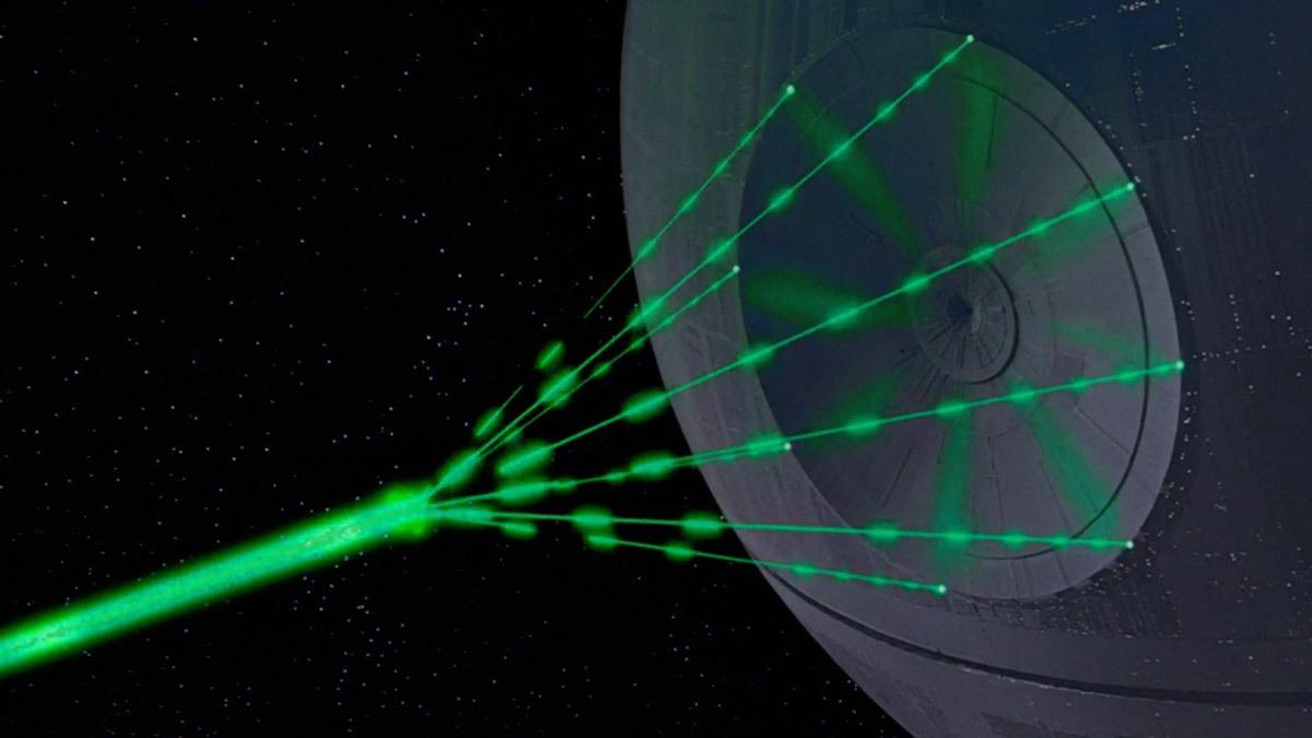 Death Star Starwars Weapon