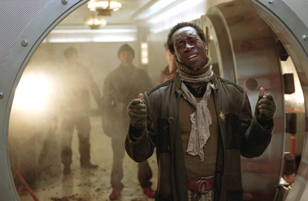 Don Cheadle in Ocean's Eleven