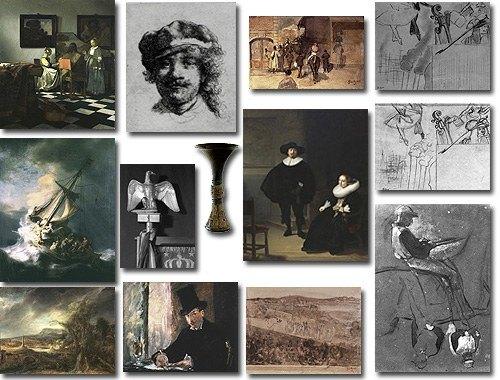 Isabella Stewart Gardner Museum art heist