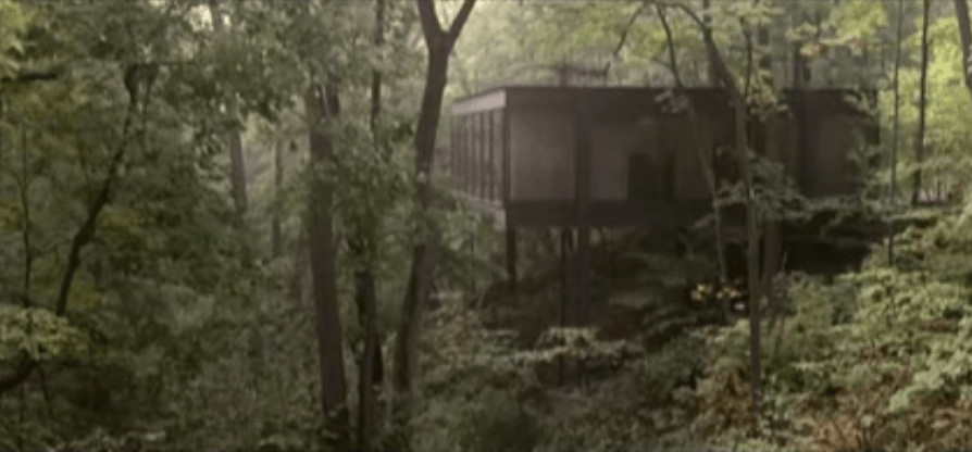 Ferris Bueller's Day Off house Cameron