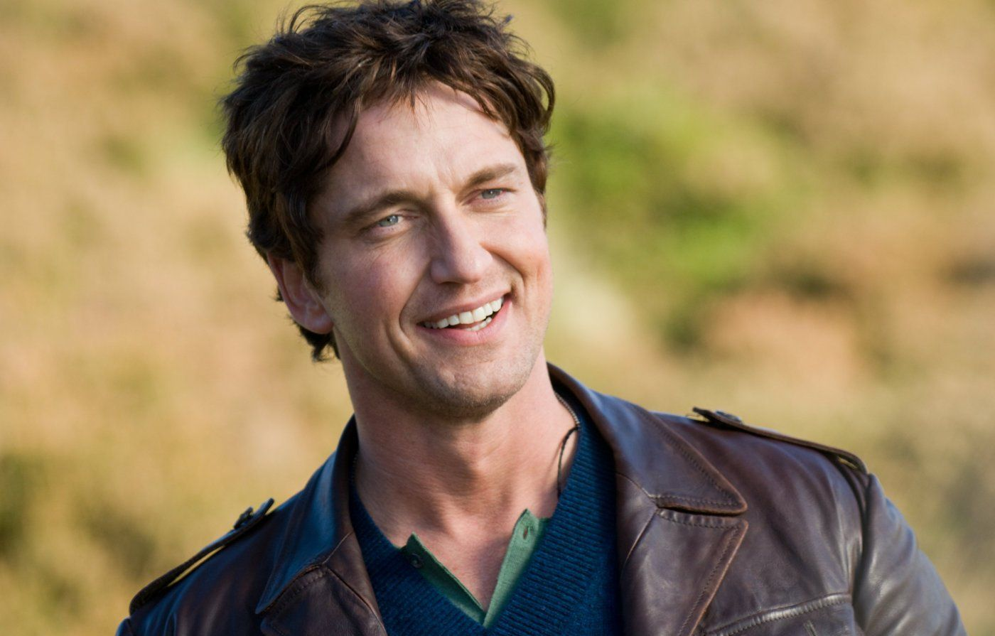 Gerard Butler in P.S. I Love You