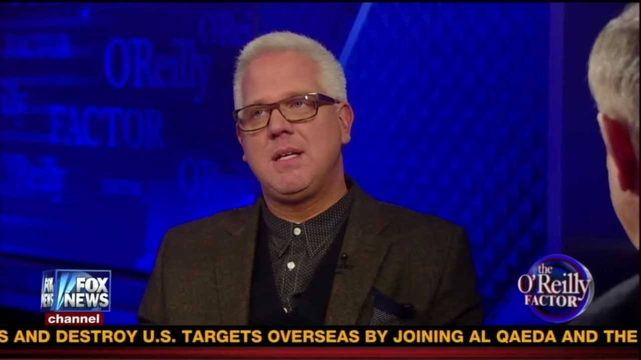 Glenn Beck on The O'Reilly Factor