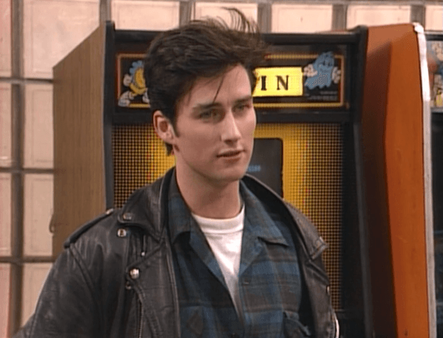 Glenn Quinn as Mark on Roseanne
