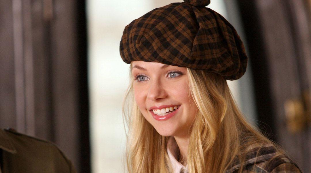 Taylor Momsen on Gossip Girl