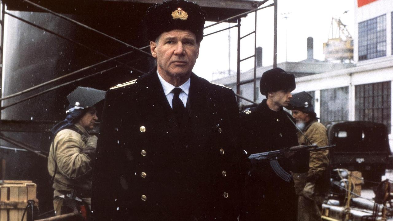 Harrison Ford in K-19: The Widowmaker