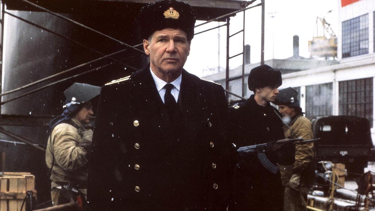 Harrison Ford in K-19: The Widowmaker