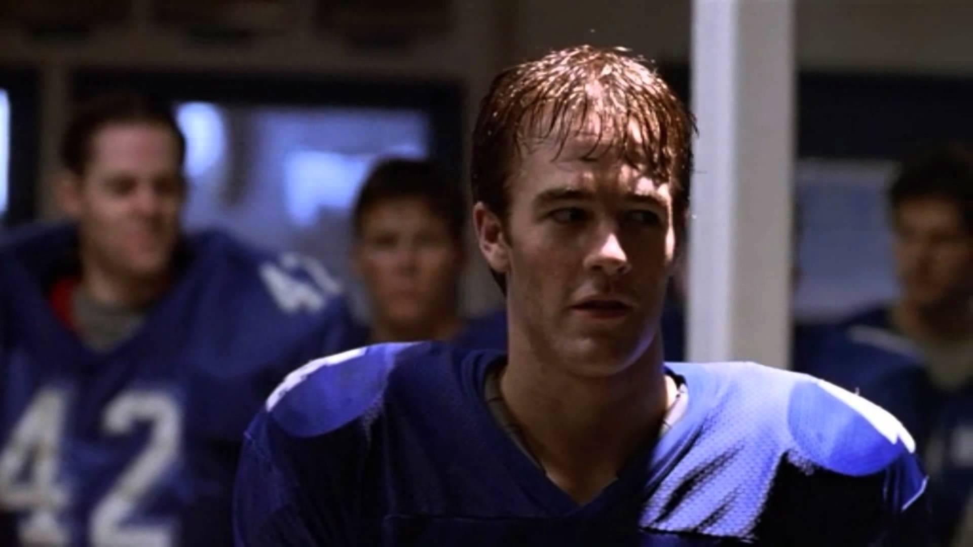 James Van Der Beek in Varsity Blues