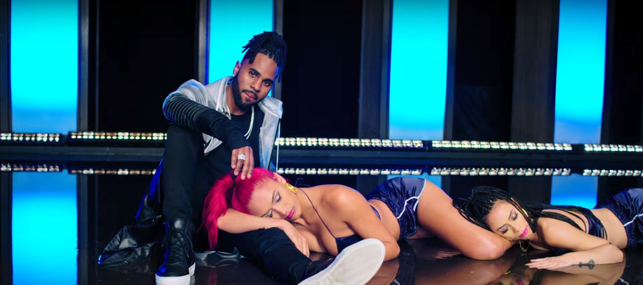 Jason Derulo - Swalla (feat. Nicki Minaj & Ty Dolla $ign) (Official Music Video)