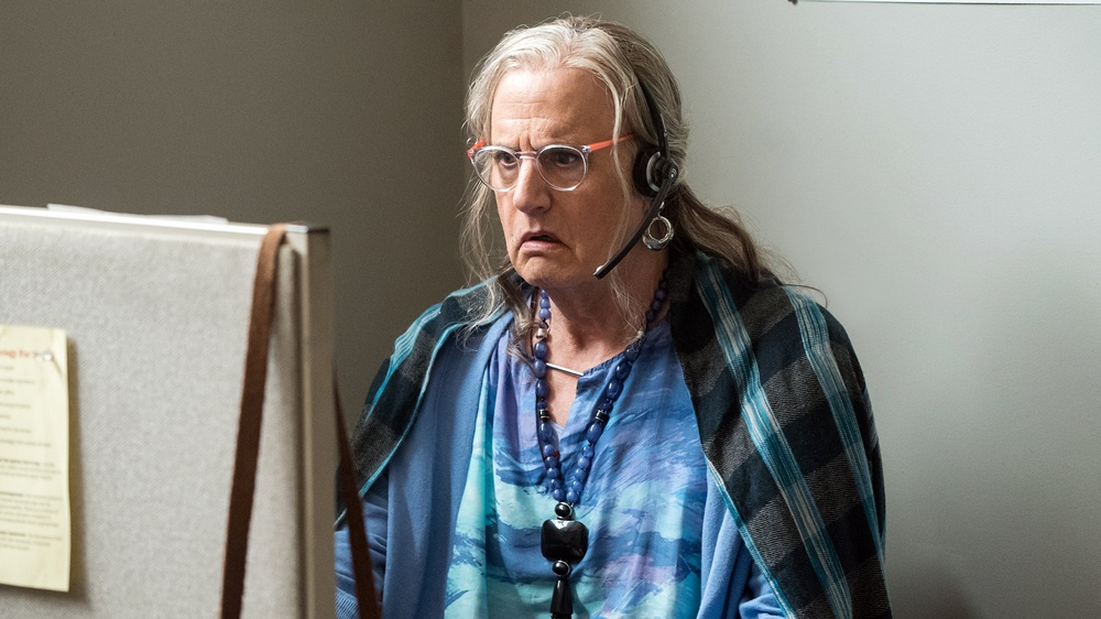Jeffrey Tambor as Maura Pfefferman on Transparent