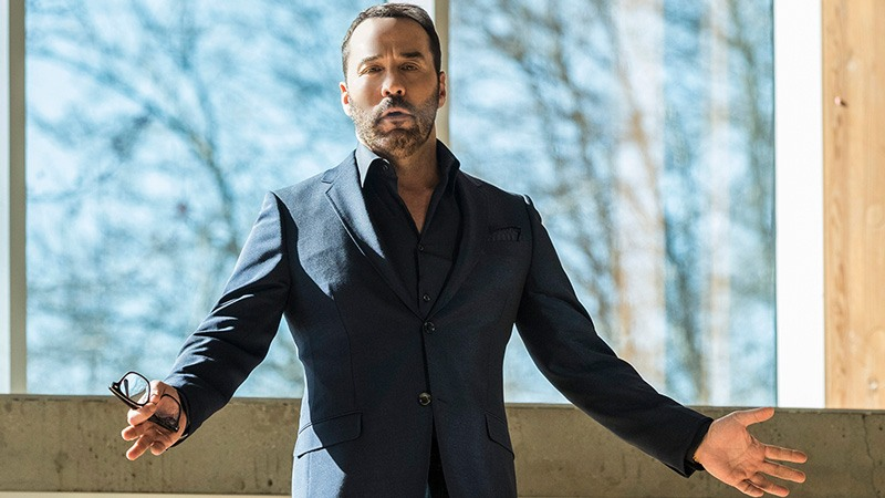 Jeremy Piven in Wisdom of the Crowd
