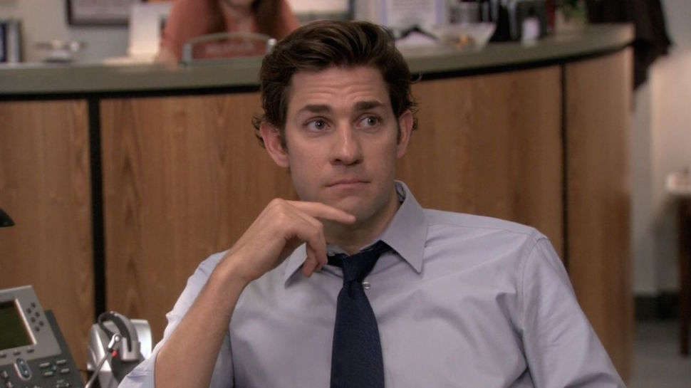 John Krasinski on The Office