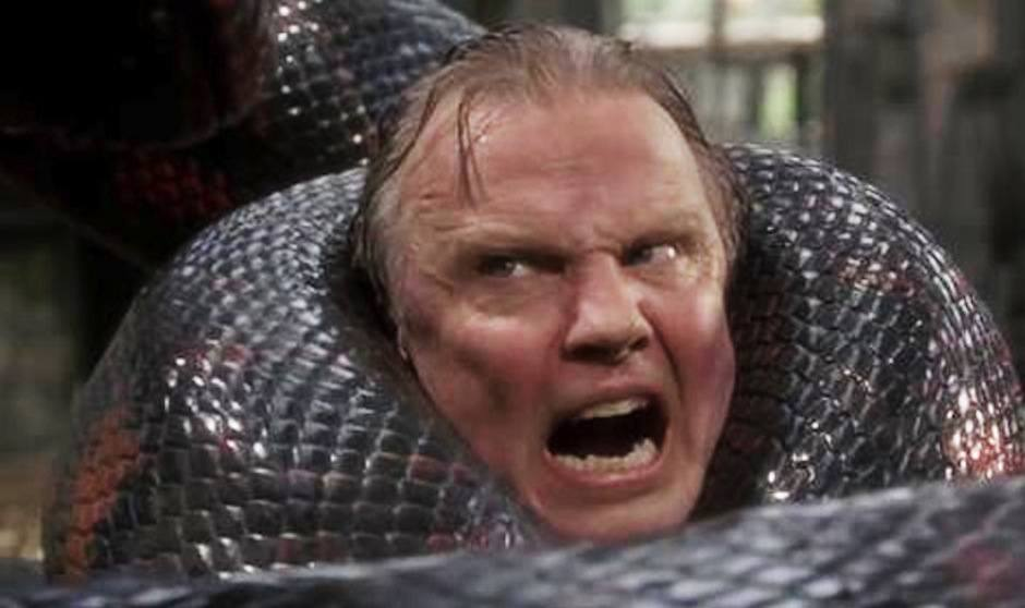 Jon Voight in Anaconda