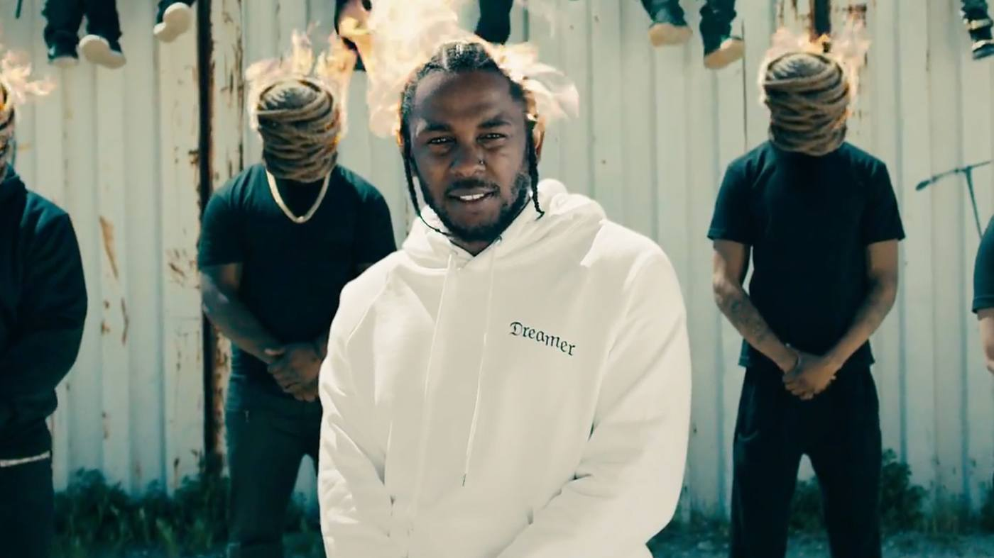 Kendrick Lamar - HUMBLE. music video