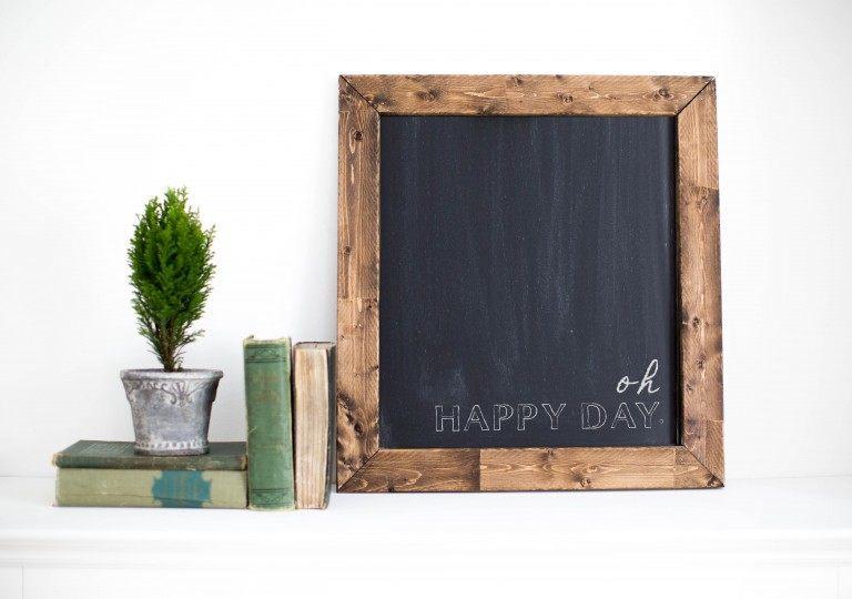 Magnolia Market chalkboard